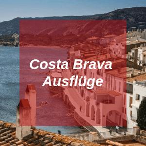Costa Brava Ausflüge