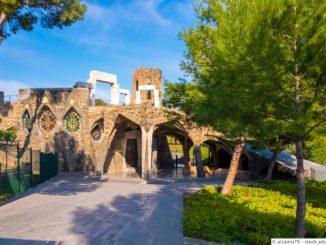 Cripta Gaudí Barcelona