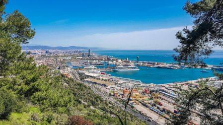 Las Golondrinas – die Hafenrundfahrt in Barcelona