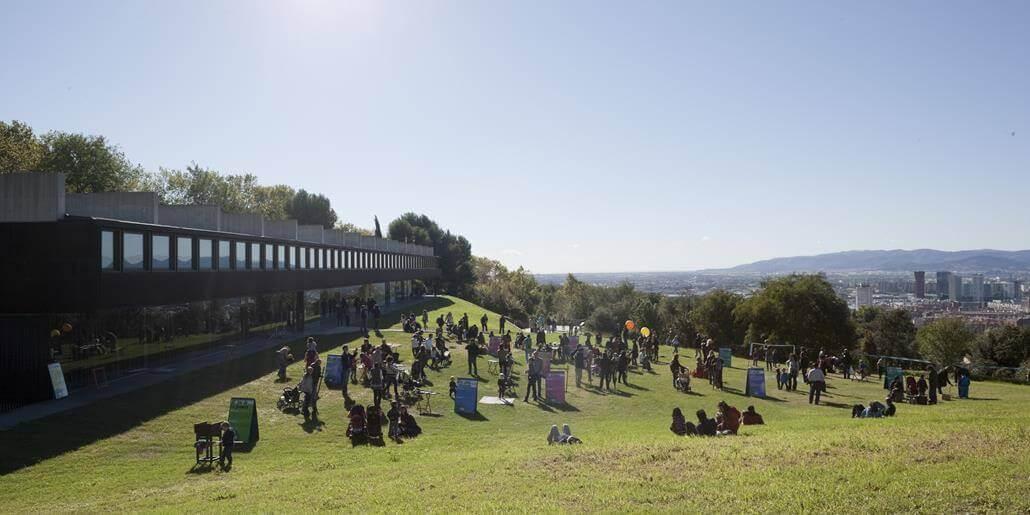 Jardi Botanic Barcelona Ausstellung