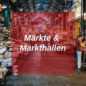 Märkte & Markthallen in Barcelona