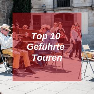 Top 10 Geführte Touren in Barcelona