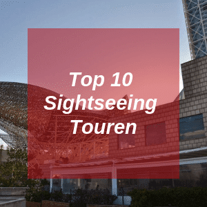 Top 10 Sightseeing Touren in Barcelona