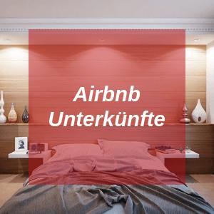 Airbnb Unterkünfte Barcelona