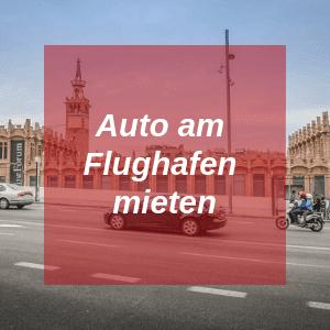 Auto mieten Flughafen Barcelona