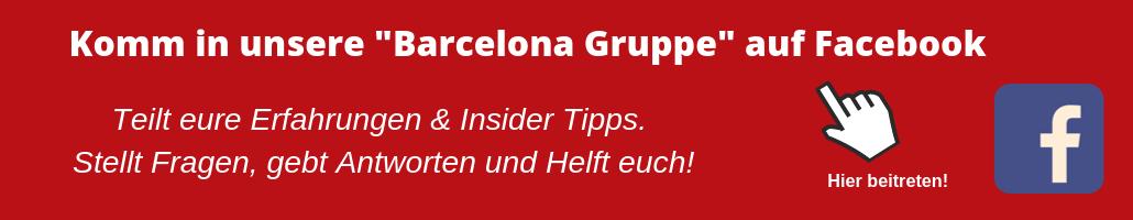 Barcelona Facebook Gruppe