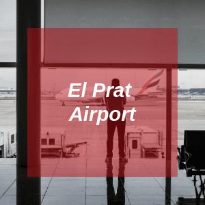 El Prat Flughafen Barcelona