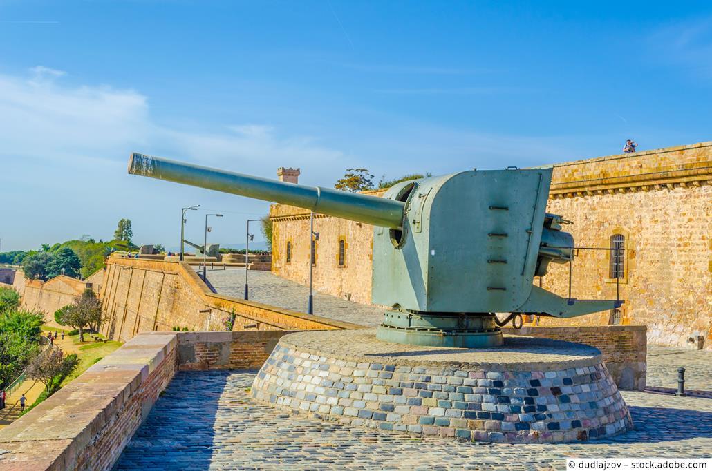 Festung Montjuic
