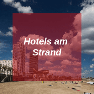Hotels am Strand in Barcelona