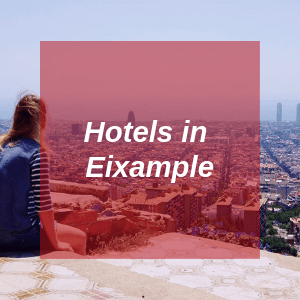 Hotels in Eixample