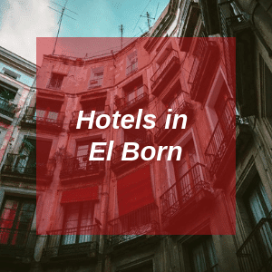 Hotels in El Born