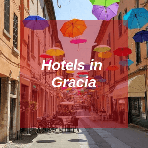 Hotels in Gracia