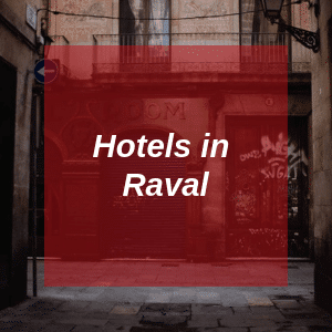 Hotels in Raval