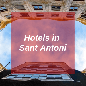 Hotels in Sant Antoni