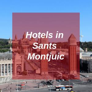 Hotels in Sants Montjuic