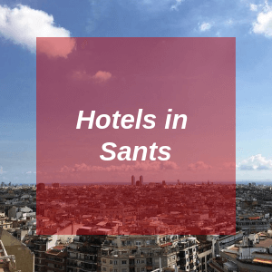 Hotels in Sants