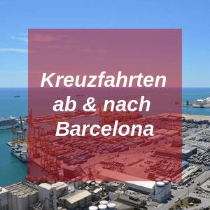 Kreuzfahrten ab nach Barcelona