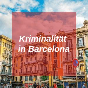 Kriminalität in Barcelona