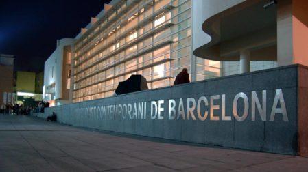 MACBA Barcelona: Tickets für Museu d'Art Contemporani de Barcelona