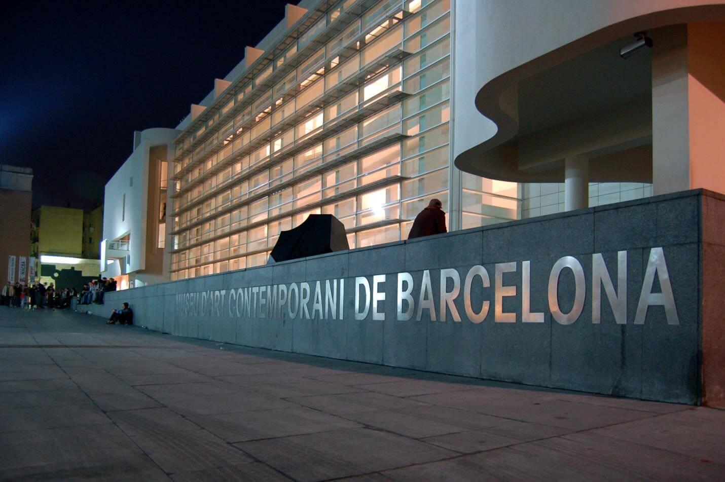 Museu d'art Contemporani de Barcelona - Top