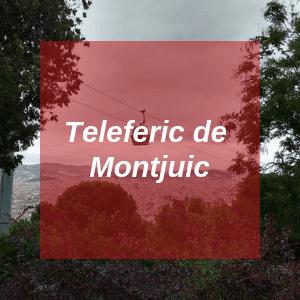 Teleferic de Montjuic