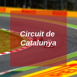 Circuit de Catalunya bei Barcelona