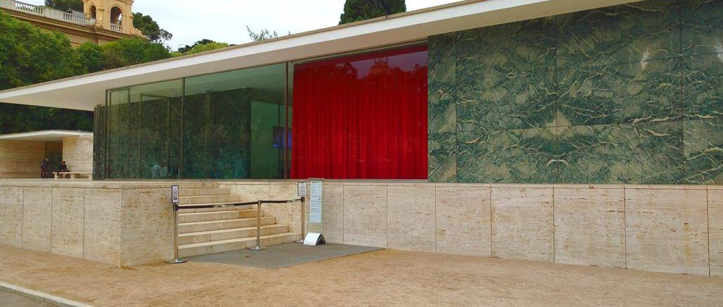 Deutscher Pavillon Barcelona