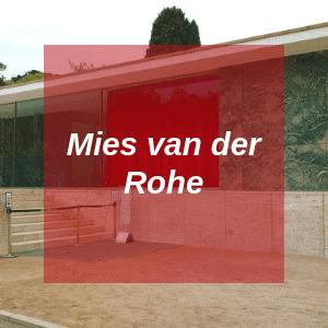 Mies van der Rohe Pavillon in Barcelona