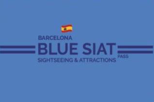 Barcelona Blue Siat Pass