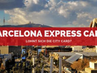 Barcelona Express Card