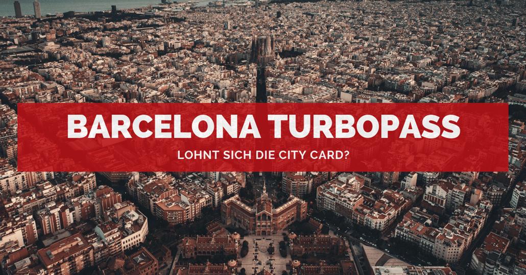 Barcelona Turbopass