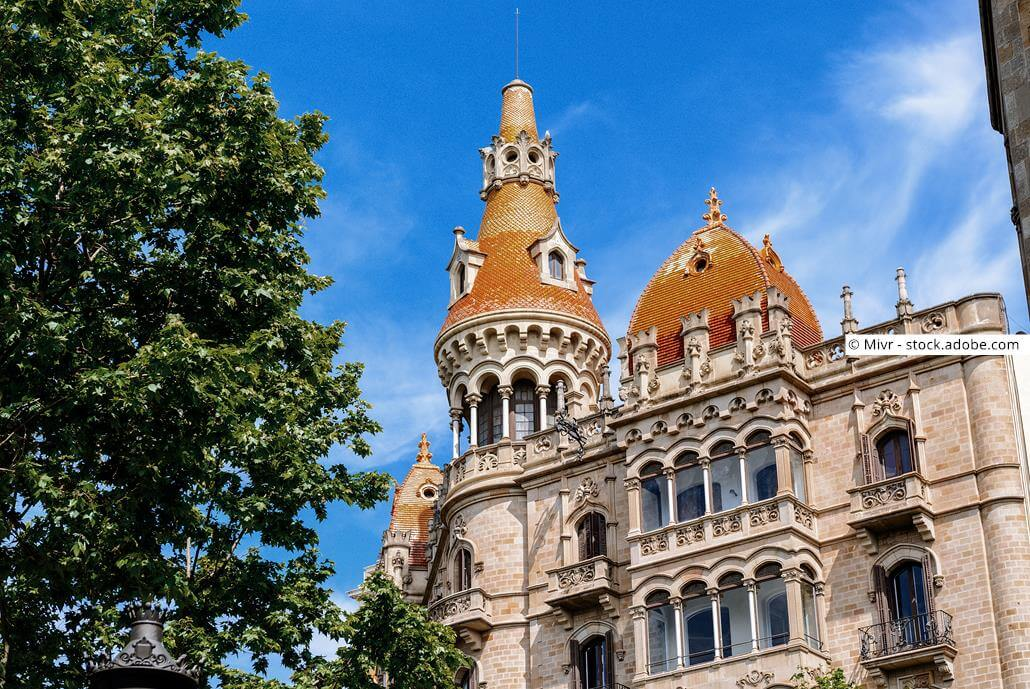 Casa Rocamora Barcelona