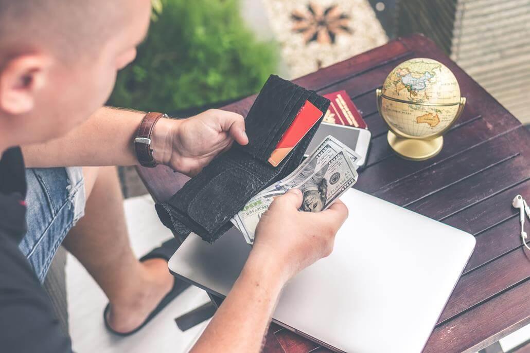 Packliste Geld Finanzen