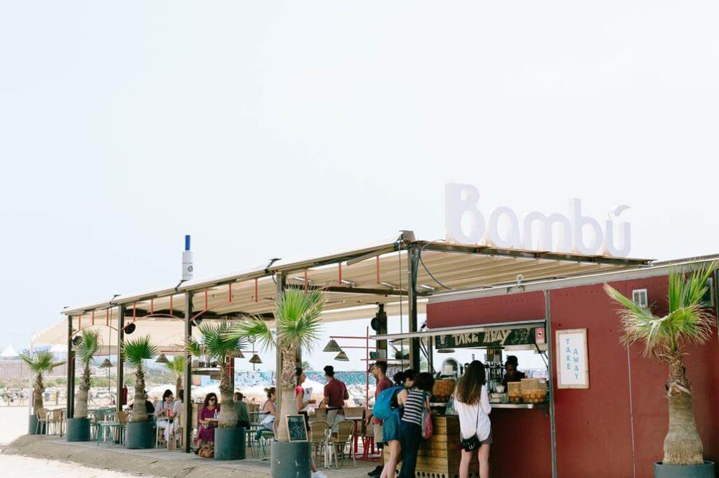 Bambú Beach Bar