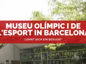 Museu Olímpic i de l'Esport Barcelona