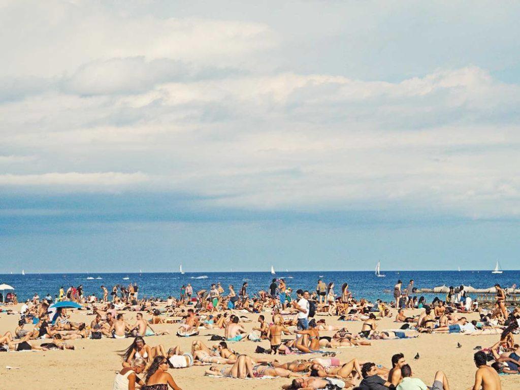 Strandurlaub Barcelona