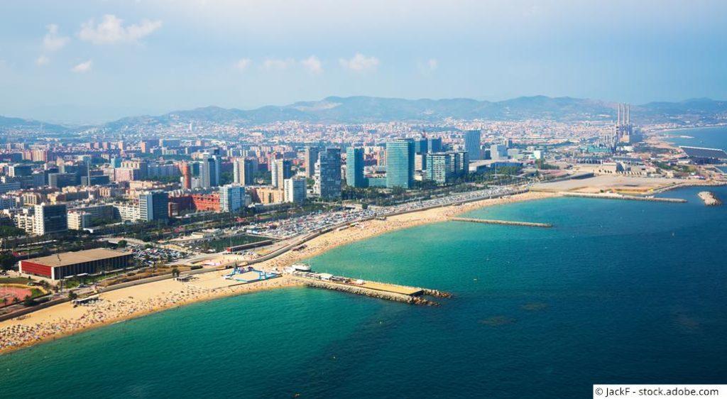 Barcelona Stadtviertel Poblenou