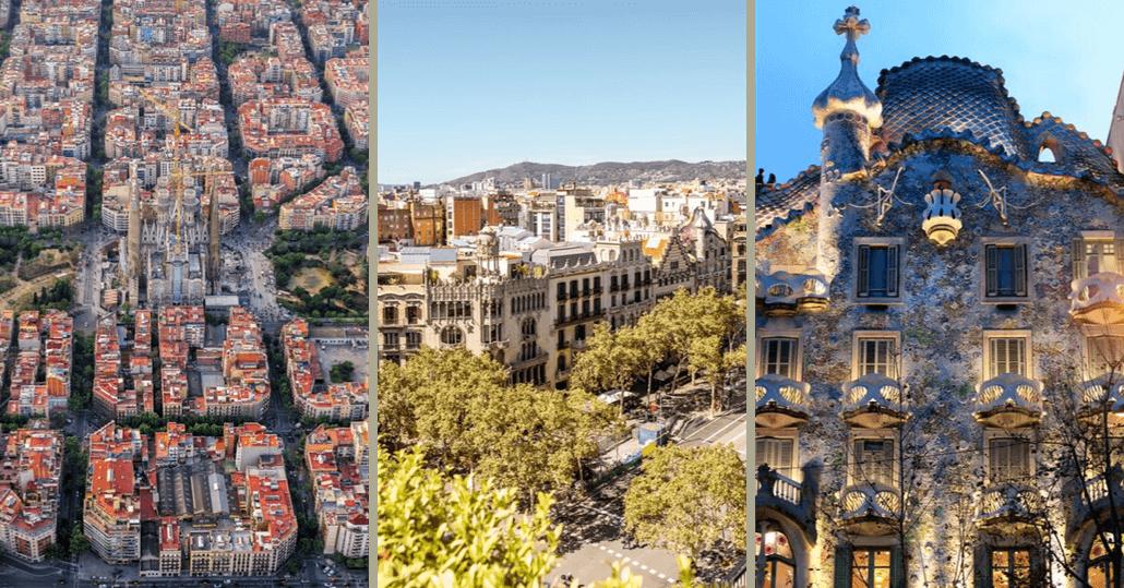 Eixample-Barcelona