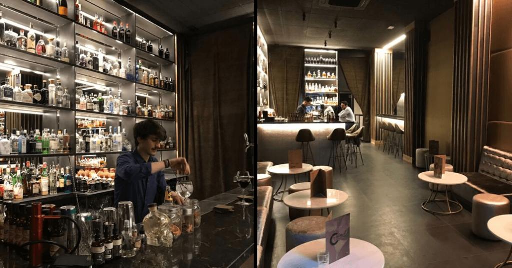 Mr White Cocktail Bar