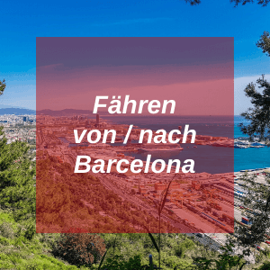 Barcelona Fähren