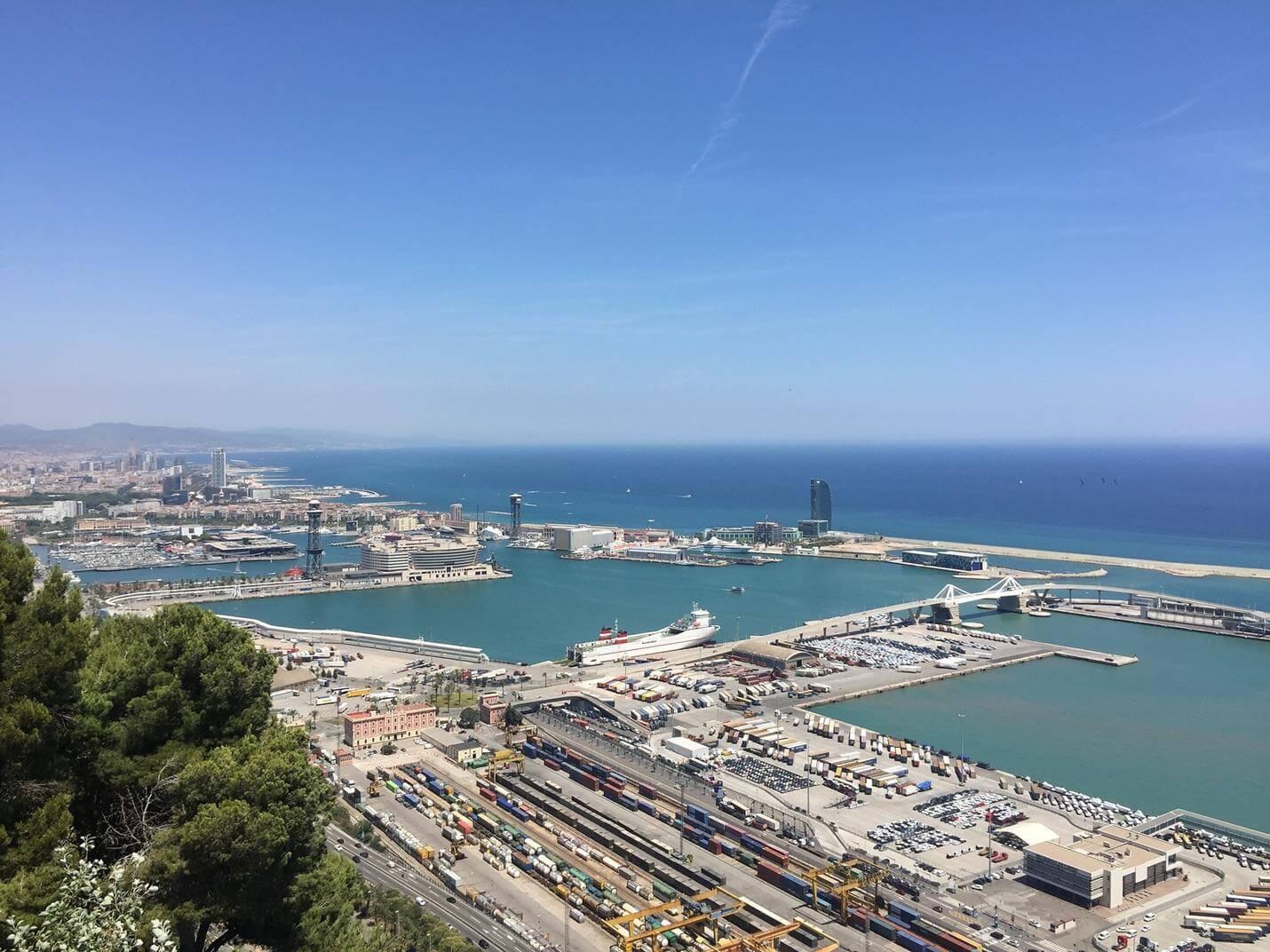 Fähren nach Barcelona - Top