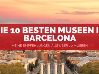 Museen in Barcelona - FB