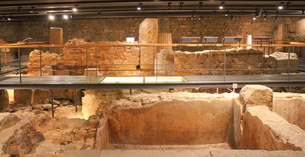 Museum-der-Stadtgeschichte-Barcelonas-MUHBA