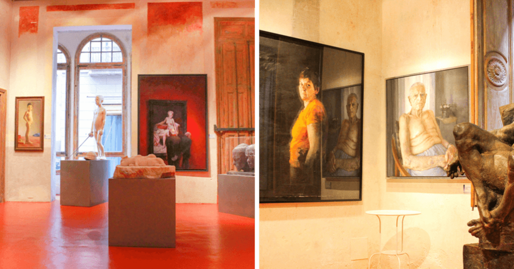 Museum figurativer zeitgenössischer Kunst - MEAM