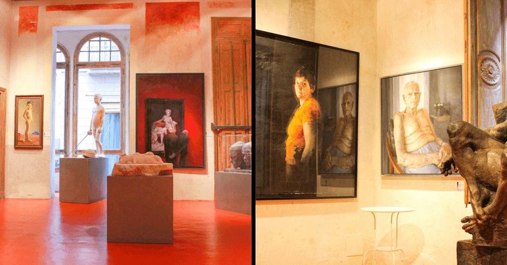 Museum-figurativer-zeitgenössischer-Kunst-MEAM