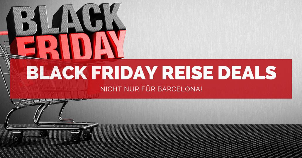 Black Friday Reise Deals - FB