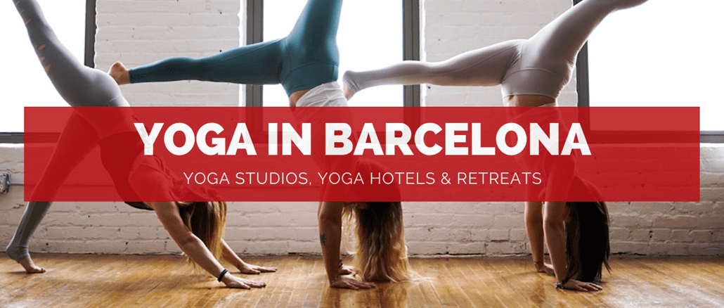 Yoga in Barcelona - FB