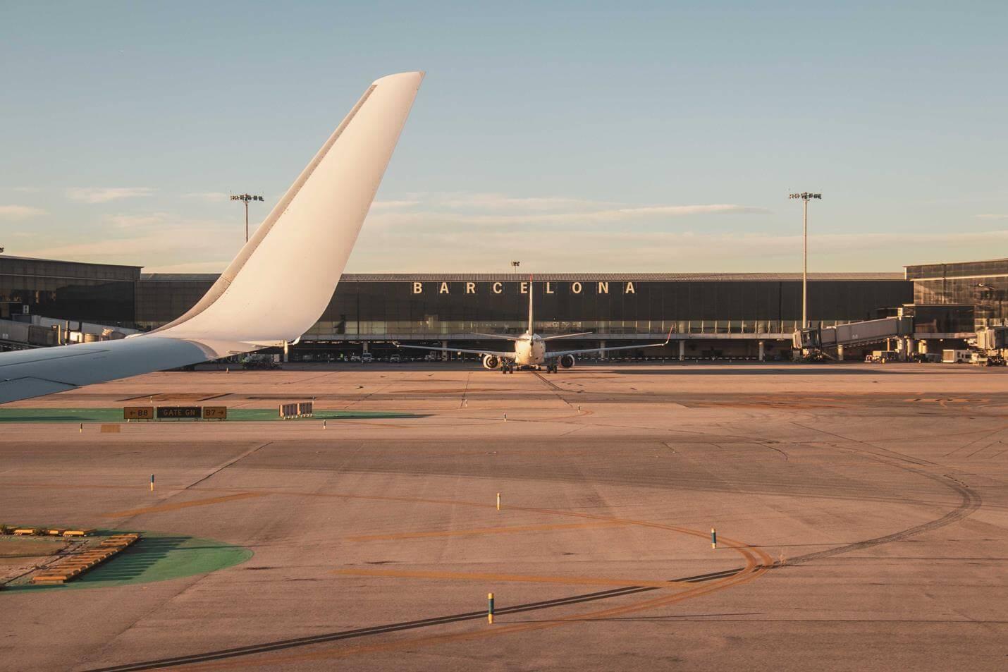 Flüge nach Barcelona - Top