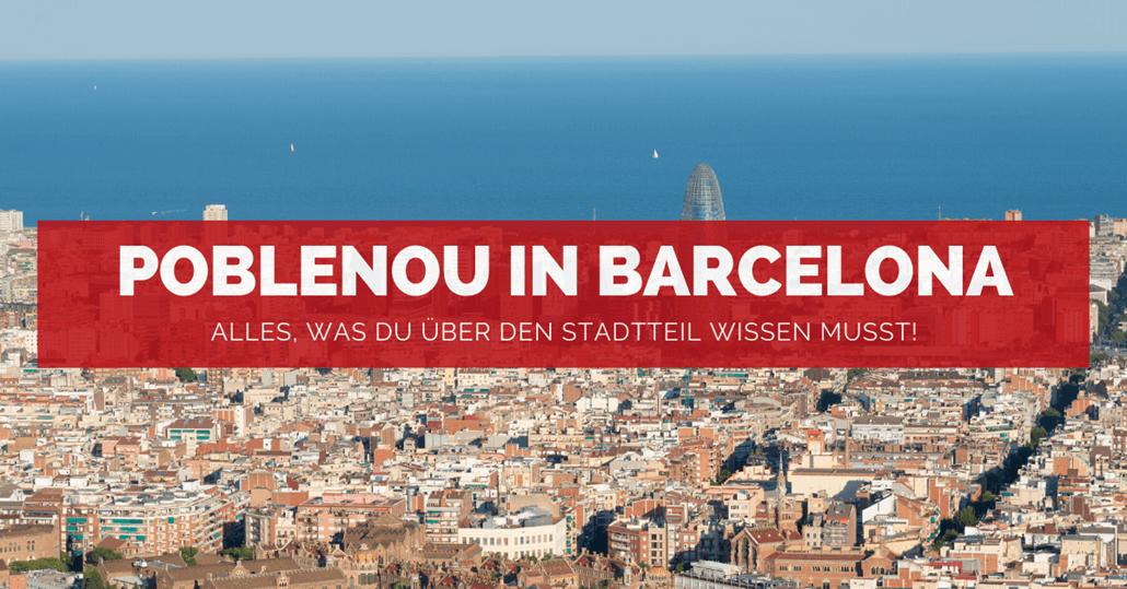 Poblenou in Barcelona - FB