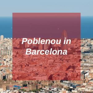 Poblenou in Barcelona